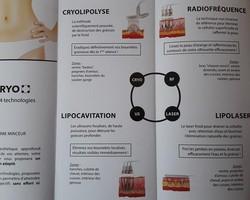 Institut Ginetti - Cryolipolyse